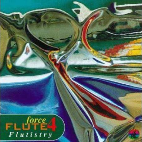 Flute Force Four: Flutistry