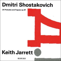 D. Shostakocich : 24 Preludes and Fugues Op. 87