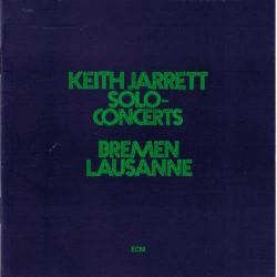 Solo Concerts: Bremen - Lausanne