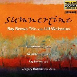 Summertime - Ray Brown Trio with Ulf Wakenius