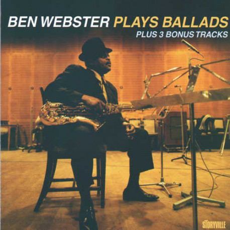 Plays Ballads  +  Plus 3 Bonus Tracks