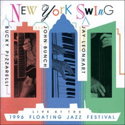 N.Y. Swing: 1996 Floating Jazz Festival