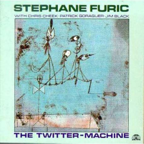 The Twitter Machine