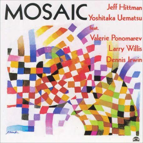Mosaic with Valerie Ponomarev