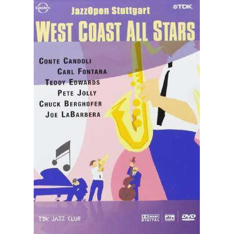 West Coast All Stars : Jazz Open Stuttgart