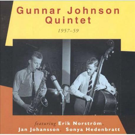 With Jan Johansson 1957-59