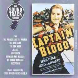 Captain Blood - Original Soundtrack