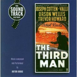 The Third Man 50Th Anniversary - OST