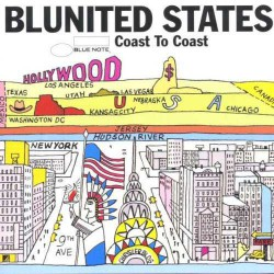 Blunited States Coast to Coast