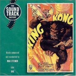 King Kong + She Original Soundtracks