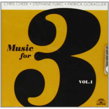Music for 3 - Vol.1