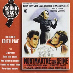 Montmartre Sur Seine - Original Soundtrack