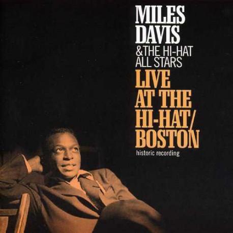 Live at the Hi-Hat Boston