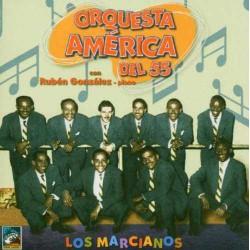 Los Marcianos W/Ruben Gonzalez