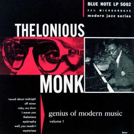 Genius of Modern Music V.1