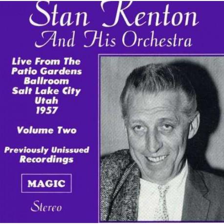 From the Patio Gardens Ballroom 1957 Vol.2