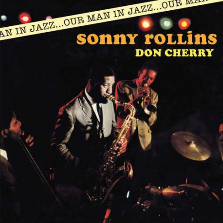 And Don Cherry - Our Man in Jazz