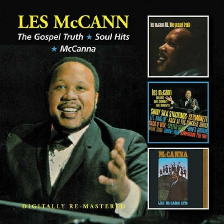The Gospel Trurth + Soul Hits + Mccanna