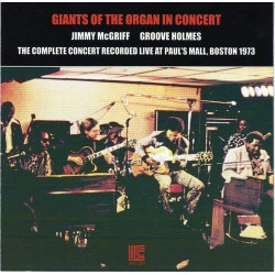Giants of the Organ in Concert, St Paul`S Mall, Bo