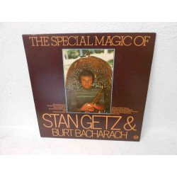 The Special Magic of Stan Getz (Uk Stereo)