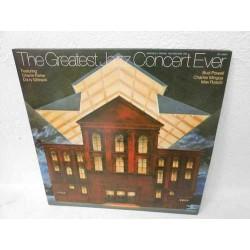 The Greatest Jazz Concert Ever (Uk Mono) 2Lp