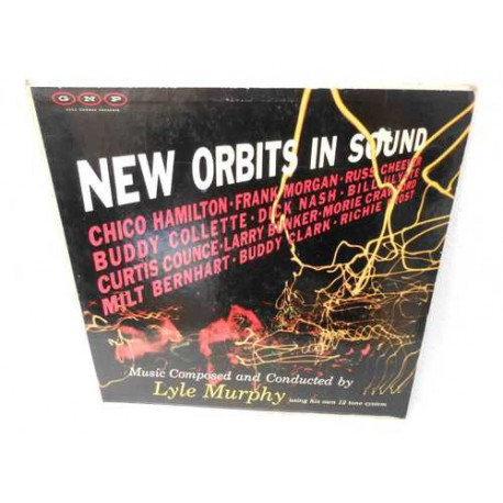 New Orbits in Sound (Orig Us Mono)
