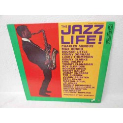 The Jazz Life w/ C. Mingus (Us Barnaby Reissue)