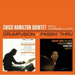 With Charles Lloyd - Drumfusion + Passin´ Thru