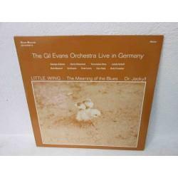 Live In Germany w/ G. Adams (Orig German)