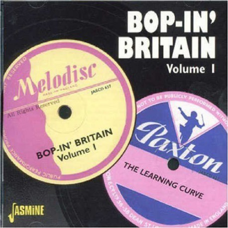 Bop-In` Britain Vol. 1