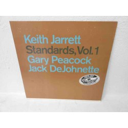 Standards Vol 1 w/ Gary Peacock