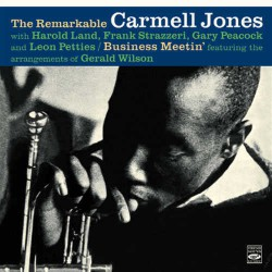 The Remarkable Carmell Jones