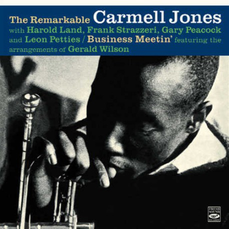 The Remarkable Carmell Jones
