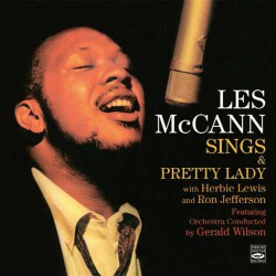 Les Mccann Sings + Pretty Lady