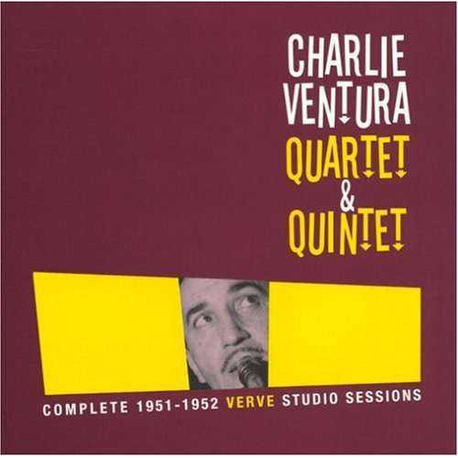 Complete 1951-1952 Verve Studio Sessions
