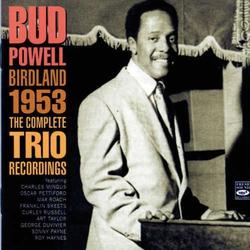 Birdland 1953 Complete Trios