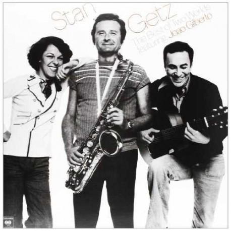 Stan Getz Feat. Joao Gilberto - 180 Gram Ltd Ed.