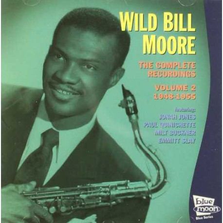 The Complete Recordings Vol.2 1948 - 1955