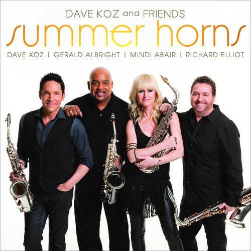 Dave Koz and Friends - Summer Horns - Jazz Messengers