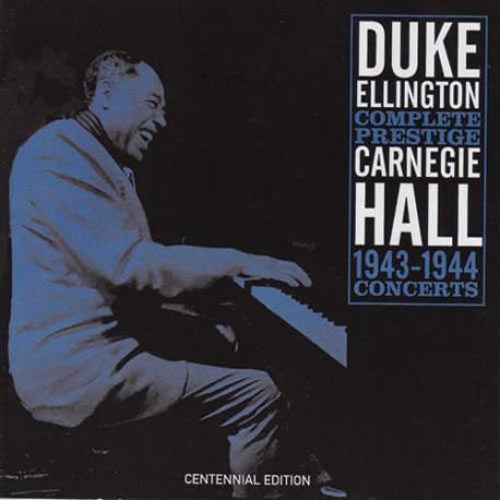 Complete Prestige Carnegie Hall 1943-194 Concerts