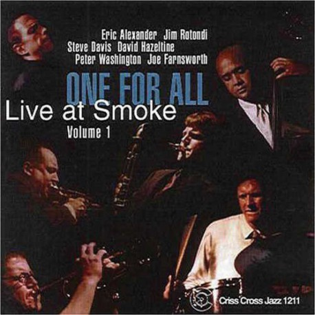 One for All : Live at Smoke Vol.1