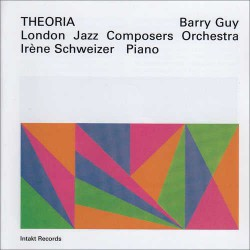 Theoria : London Jazz Composers Orchestra