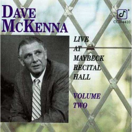 Live at Maybeck Recital Hall Volume 2