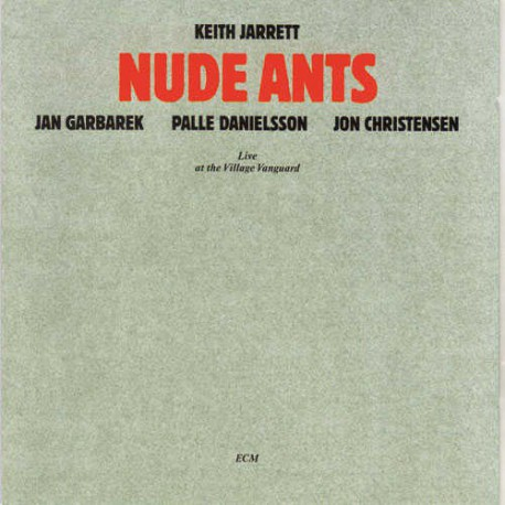 Nude Ants - Live at the Village Vanguard