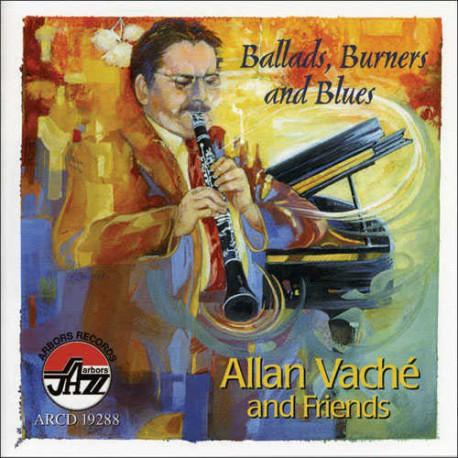 Ballads , Burners and Blues