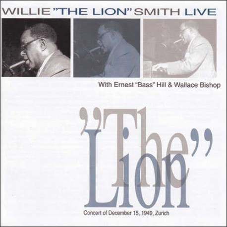 Willie the Lion Smith Live