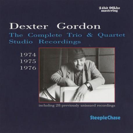Complete Trio/Quartet Studio Recordings