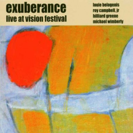 Exuberance: Live at Vision Festival