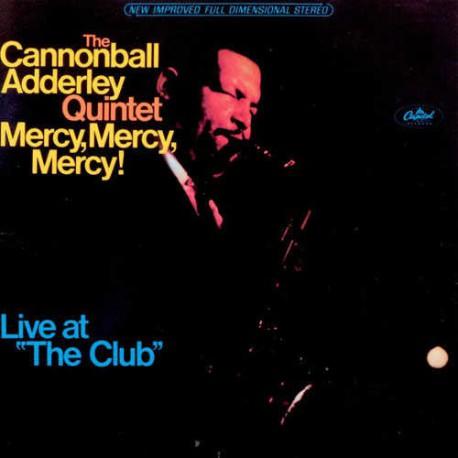 Mercy, Mercy, Mercy! Live at the Club