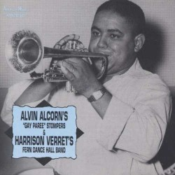 Alvin Alcorn`S Gay Paree Stompers